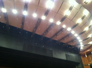 Shanghai Grand Theater January 2013