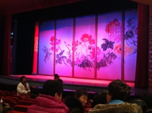 Tianfu yichan Theater January 2013